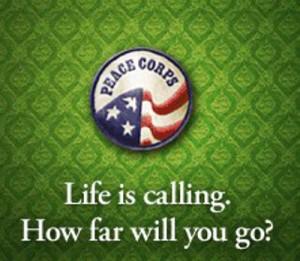 Peace Corps Ad
